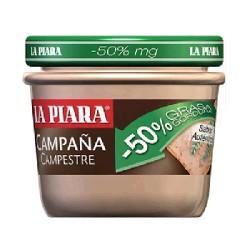 PATE -50% MG CAMPAÑA 12/100g LA PIARA