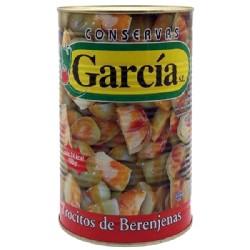BERENJENA CACHITOS LATA 3/5Kg GARCIA