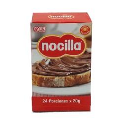 NOCILLA PORCIONES 24/20g