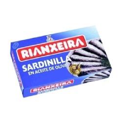 SARDINILLAS AC OLIVA 30/RR-90 RIANX