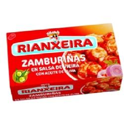 ZAMBURIÑAS S. VIERA OLIV 24/120g RIANX