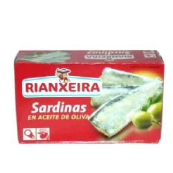 SARDINAS AC OLIV 50/113g RIANX