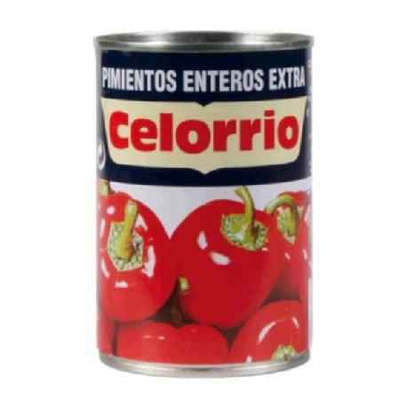 PIMIENTO ENTERO LATA 24/500g CELOR