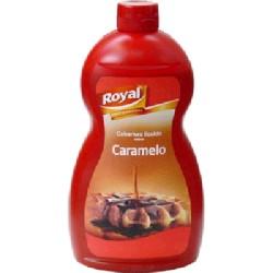 SIROPE CARAMELO 12/1.2Kg ROYAL