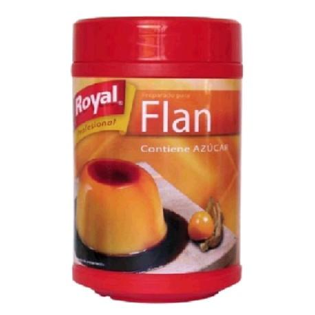 FLAN BOTE 50 RACIONES 12/800g ROYAL