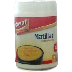 NATILLAS BOTE 40 RAC. 12/800g ROYAL