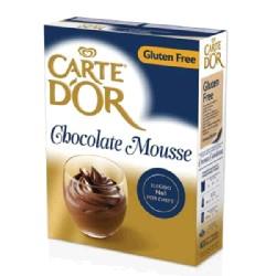 MOUSSE CHOCO 6/(3x240g) CARTE DOR