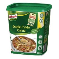 CALDO POLVO CARNE  6/900g KNORR