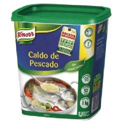 CALDO POLVO PESCADO 6/1KG KNORR