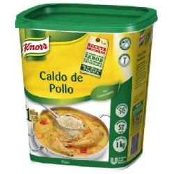 CALDO POLVO POLLO 6/1Kg KNORR