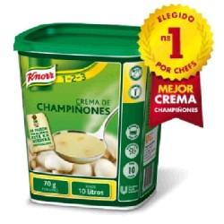 CREMA CHAMPIÑONES  6/700g KNORR