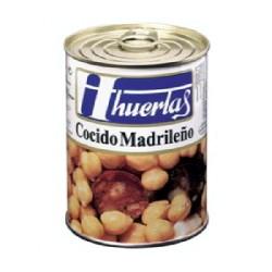 COCIDO MADRILEÑO 12/500g HUERTAS