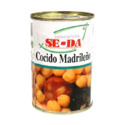 COCIDO MADRILEÑO 12/500 SE-DA