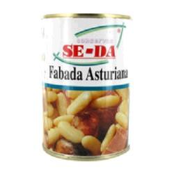 FABADA ASTURIANA 12/500g SE-DA