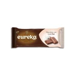 CHOCOLATE EUREKA LECHE 15/150g