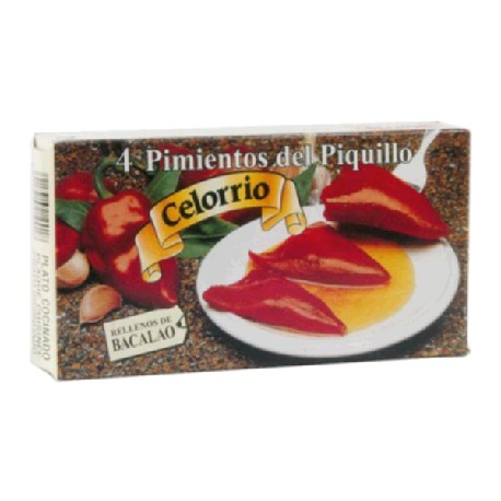 PIMIENTO PIQ BACALAO 12/300g CELOR