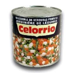 MACEDONIA VERDURAS 6/3KG CELORRIO