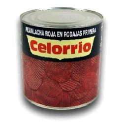 REMOLACHA RODAJAS 6/3KG CELORRIO