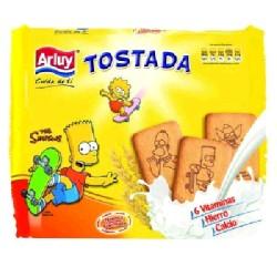 TOSTADA SIMPSONS 16/720g ARLUY