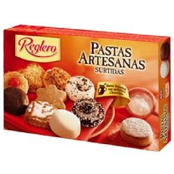 PASTAS ARTESANAS 12/400g REGLERO