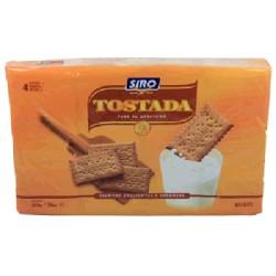 TOSTADA LOTES 12/800g SIRO