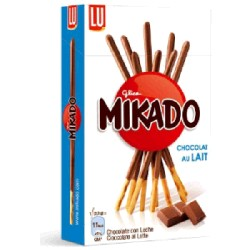 MIKADO CHOCO LECHE 24/75G LU