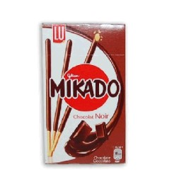 MIKADO CHOCO PURO 24/75G LU