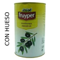 ACEITUNA NEGRA CON H 3/5KG FRUYPER