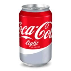 COCA-COLA LIGHT 24/33cL