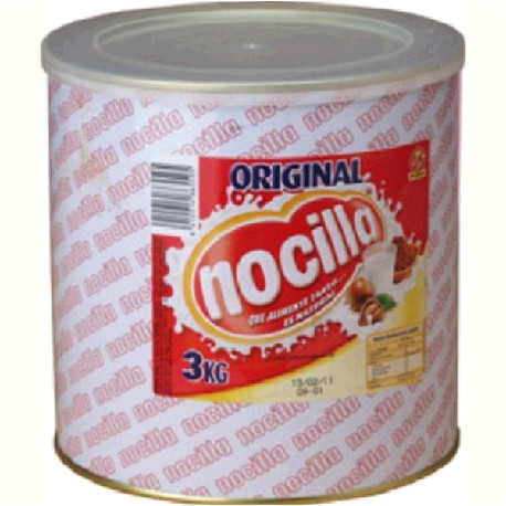 NOCILLA 1 CREMA 6/3Kg