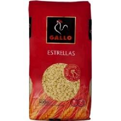 ESTRELLAS 18/500g GALLO