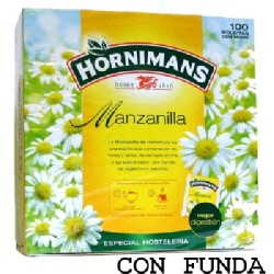 MANZANILLA 100F CON FUNDA HORNIMANS