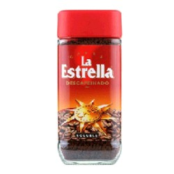 CAFE DESCAF 6/200g LA ESTRELLA