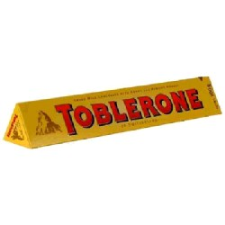 TOBLERONE LECHE 24/50g