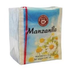 MANZANILLA 20/10F POMPADUR