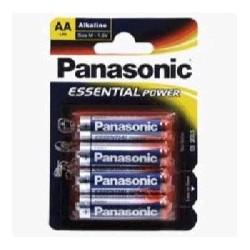 PILA ALC. LR6 12/4P PANASONIC