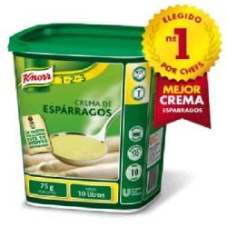 CREMA DE ESPARRAGOS 6/750g KNORR