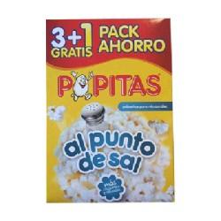 PALOMITAS MICRO 12/(4x100g) POPITAS