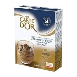 MOUSSE CAFE 6/(3x250g) CARTE DOR
