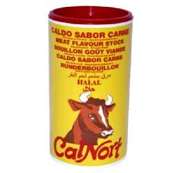 CALDO POLVO CARNE  15/1KG CALNORT