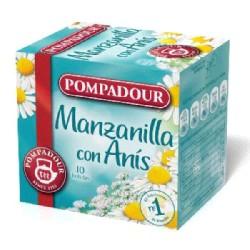 MANZANILLA ANIS 20/10F POMPADOUR