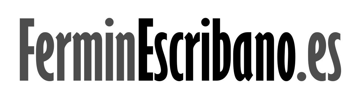 REPRESENTACIONES FERMIN ESCRIBANO, S. L.